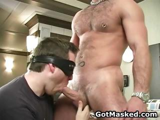 Excellent homosexual guy stripping part1