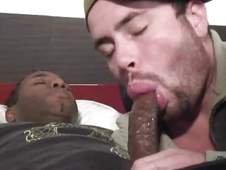 Big dick stud JD Daniels fucking a tight anus