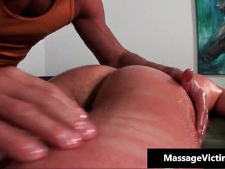 Sexy and horny fellow acquires the best massage